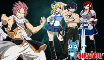 Fairy Tail Wallpaper by Wizplace