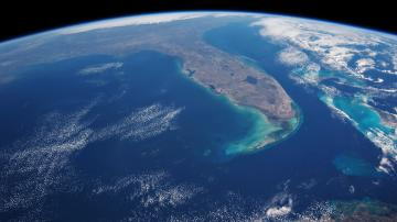 Florida from Space HD Wallpaper Wide Screen Wallpaper 1080p2K4K