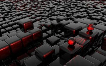 The Cube 3D Exclusive HD Wallpapers 2120
