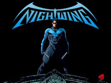 NIGHTWING by Kenjisan 23