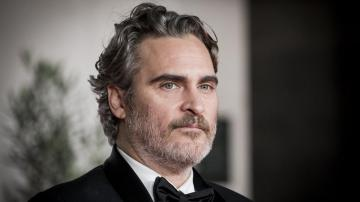 Joaquin Phoenix for Best Actor Oscar academy appears to let slip