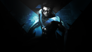 Nightwing Wallpaper by WHU Dan