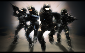 Halo Reach Multiplayer Wallpaper