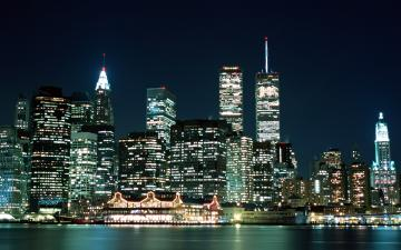 City lights New York USA wallpapers and images   wallpapers