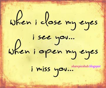 Awesome Miss You Quote Wallpaper Heart Touching Love Quotes