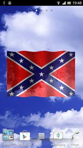 Flag Confederate Wallpaper