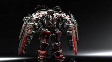 Awesome HD Robot Wallpapers Backgrounds For Download
