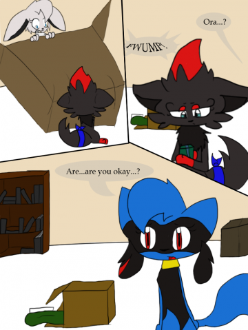PMD   Broken Home page 3 by Evildraws