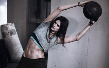 Fitness full HD Wallpaper