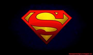 Superman Logo Desktop Wallpaper Wallpapers Background