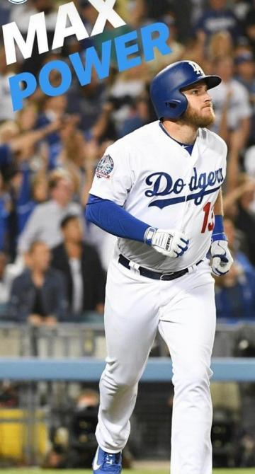 Max Muncy With images Dodgers baseball Dodgers girl Famous