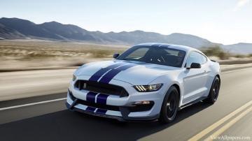 Wallpaper download 2016 Mustang Shelby GT350 Wallpaper