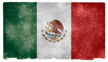 Mexico flag art background and make this wallpaper for your desktop
