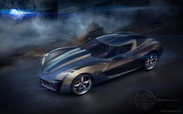 Chevrolet Corvette Stingray Concept Wallpapers HD Wallpapers