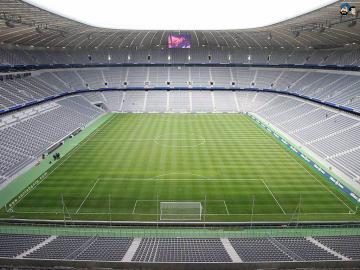 Football Stadium Wallpaper Football stadiums