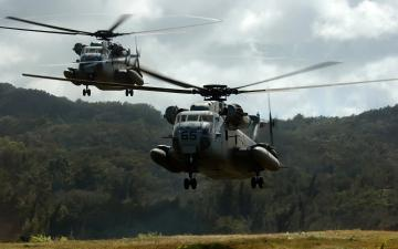 Apache Helicopters desktop wallpaper