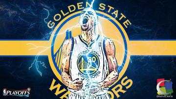 Stephen Curry Playoffs 2015 Wallpaper by CGraphicArts by