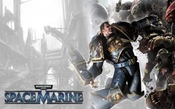 warhammer 40k space marine wallpaper 1280x800jpg
