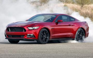 Ford Mustang GT Black Accent 2016 Wallpapers and HD Images