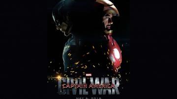 Captain America Civil War 2016 HD Wallpaper   WallpaperFX