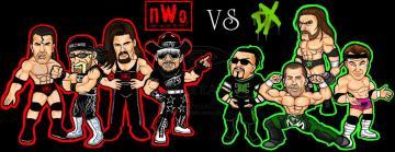 Nwo Wallpaper Survivor series dream match by