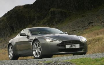 Aston Martin V8 Vantage Wallpapers Cool Cars Wallpaper
