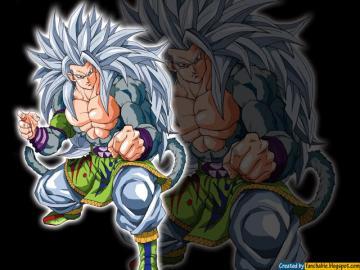 Son Goku Super Saiyan 5 new Wallpaper HD Best Wallpaper