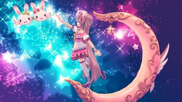 Aura Kingdom x MMD] Playing with bunnies 3 by HimeSeira sama on