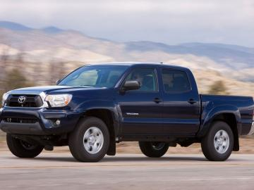 Toyota Tacoma 2012 WallpapersToyota Tacoma Wallpapers Pictures