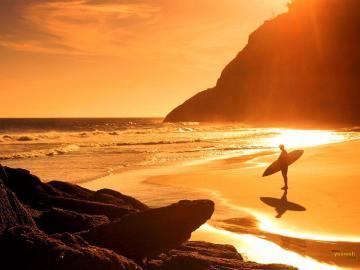 Sunset Surf backgrounds Desktop Wallpaper High Quality Wallpapers
