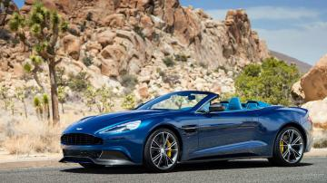 Aston Martin Vanquish 2014 Wallpaper HD Car Wallpapers