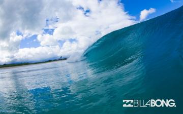 Billabong Surf Wallpaper Olas billabong surfing bajo