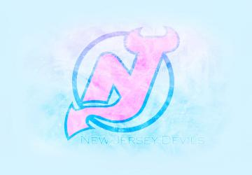 NHL Wallpapers   New Jersey Devils Logo wallpaper