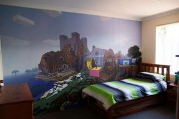 bedroom ideas minecraft bedrooms ideas boys bedroom minecraft bedroom
