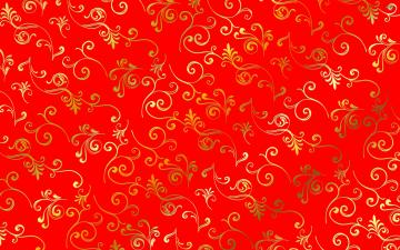 Golden swirl pattern wallpaper   Vector wallpapers   975