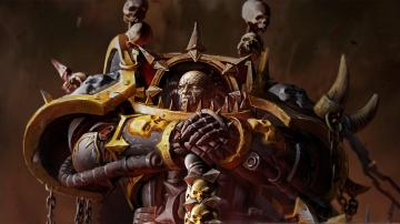 40K Wallpaper 1920x1080 Warhammer 40K Artwork Space Marine Chaos
