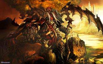 honnoror wallpapers darksiders darksiders 2 vigil games hack slash