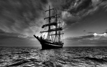 Sailing Ship desktop wallpaper