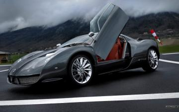 Modified Fast Cars Wallpaper