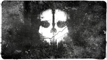 of Duty Ghost Skull Logo Video Game HD Wallpaper Desktop PC Background