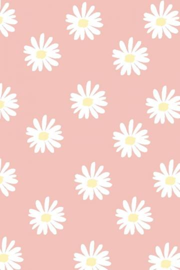Cute wallpaper Girly wallpapers Pinterest Wallpapers Daisies