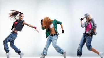 Hip Hop Dance Girl Wallpaper PC Wallpaper WallpaperLepi