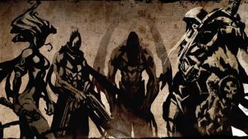 Four Horsemen Darksiders Darksiders 2