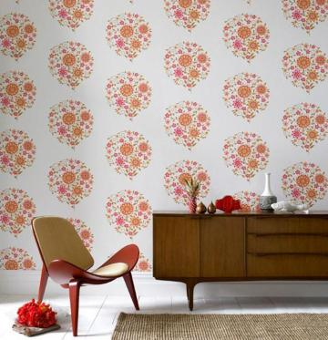 Simple Wallpaper Design Ideas One of 5 total Snapshots Modern Luxury