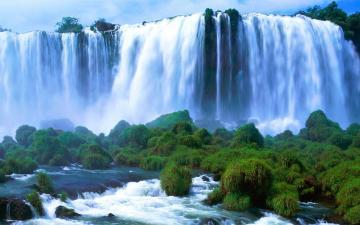 Natural Scenery Wallpaper Victoria Falls