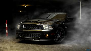 Shelby Mustang Gt500 Super Snake Wallpaper 1