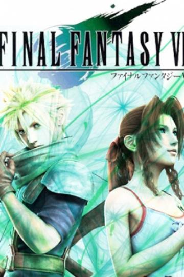 iPhone background Final Fantasy Vii from category games wallpapers for