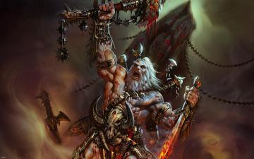 the Diablo 3 Warrior Wallpaper Diablo 3 Warrior iPhone Wallpaper