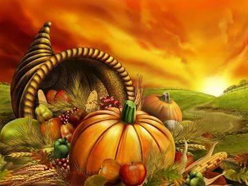 Thanksgiving Desktop Wallpaper and Screensavers 7