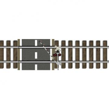 Track 4 Trains Interactive Peel Stick Train Wallpaper Border